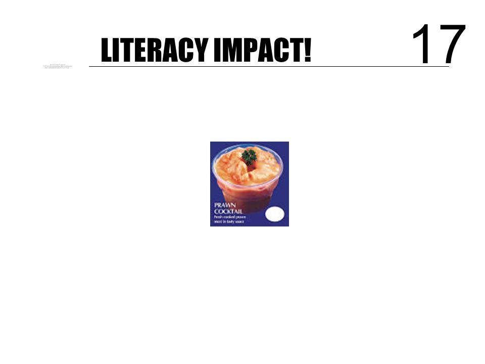 17 LITERACY IMPACT!