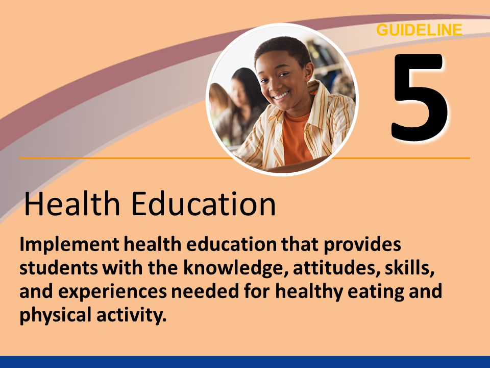 5 Health Education.
