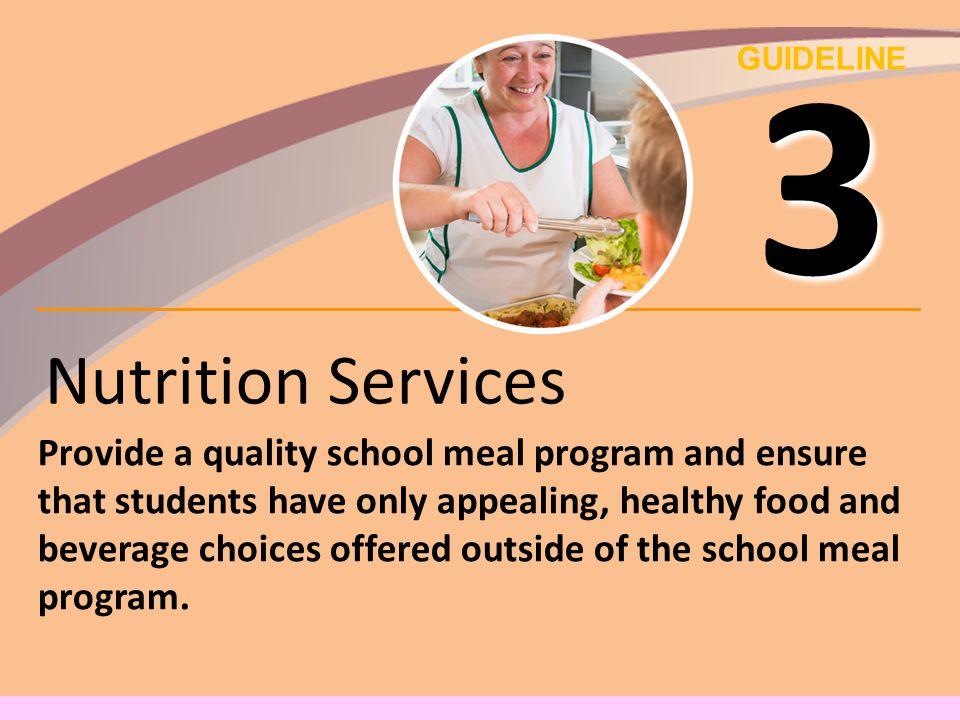 3 Nutrition Services.