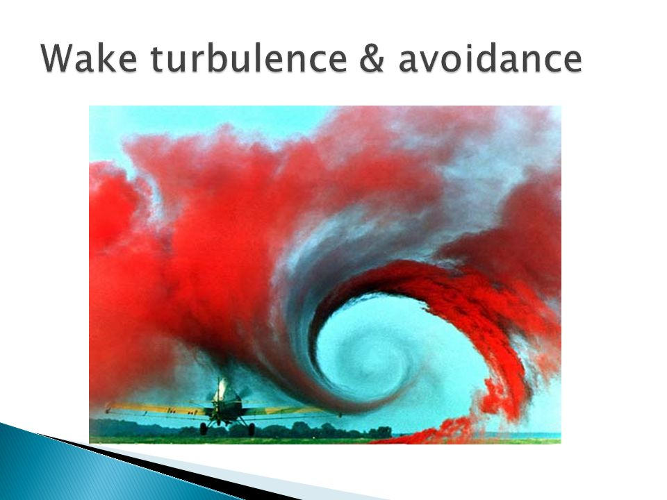 Wake turbulence & avoidance