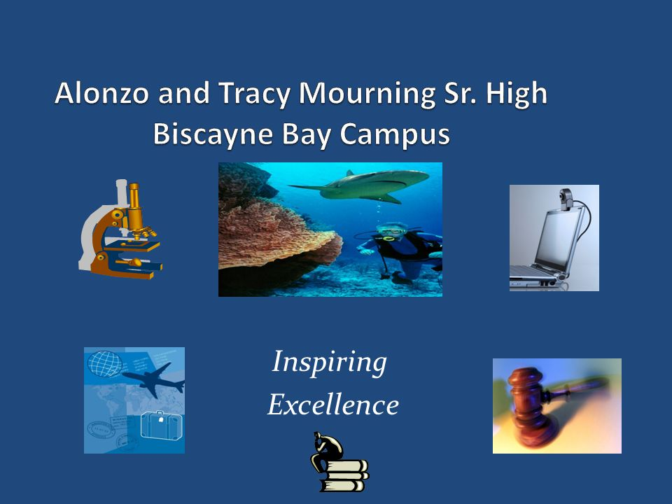 Alonzo and Tracy Mourning Sr. High Biscayne Bay Campus