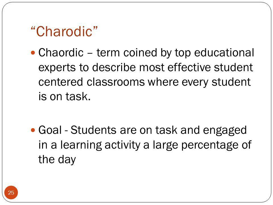 Charodic