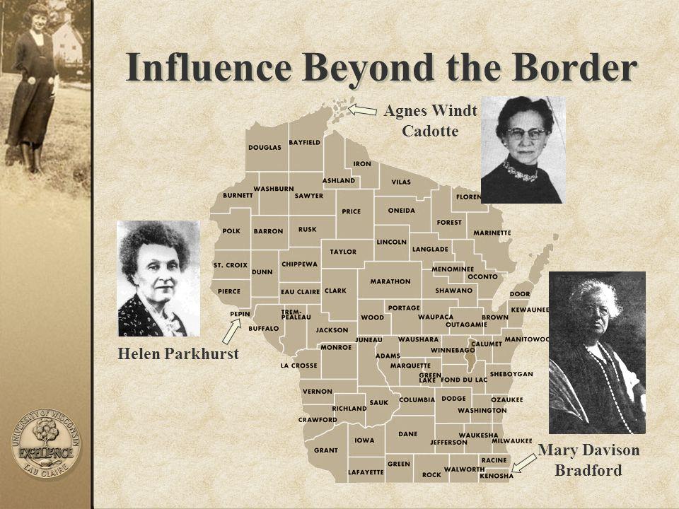 Influence Beyond the Border