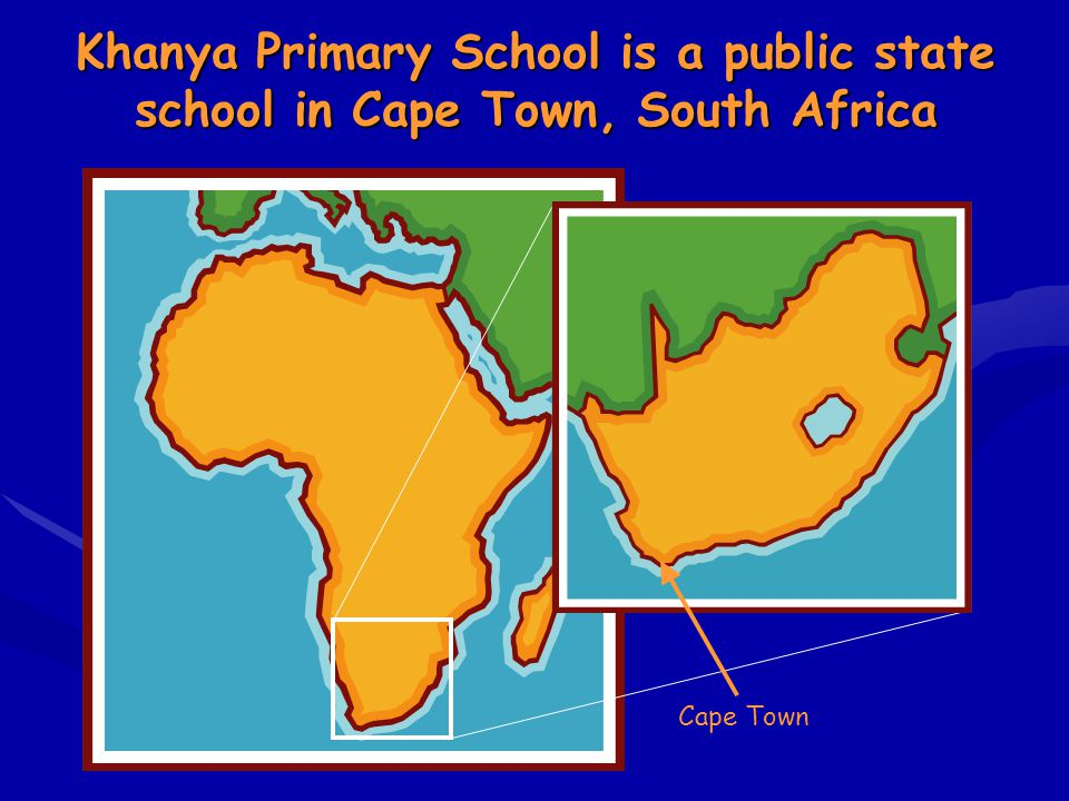 Khanya Primary School is a public state school in Cape Town, South Africa