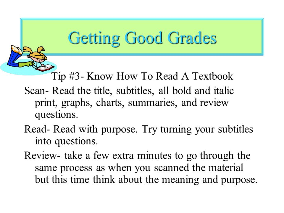 how to speed read a textbook