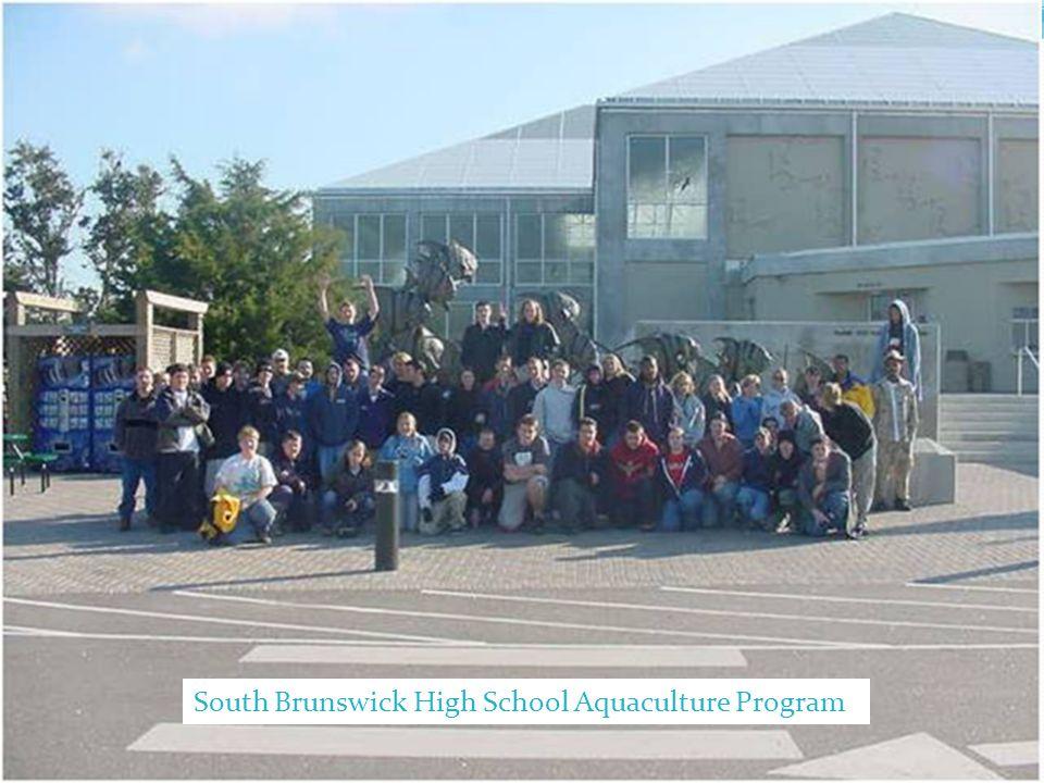 South Brunswick High School Aquaculture Program
