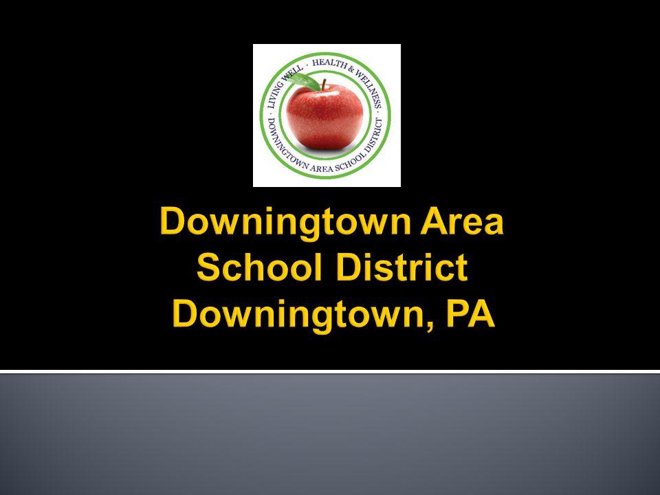 Downingtown Area School District Downingtown, PA