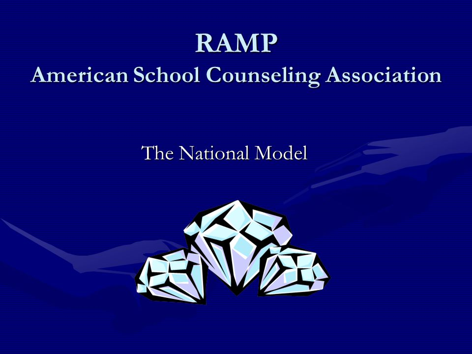 RAMP American School Counseling Association