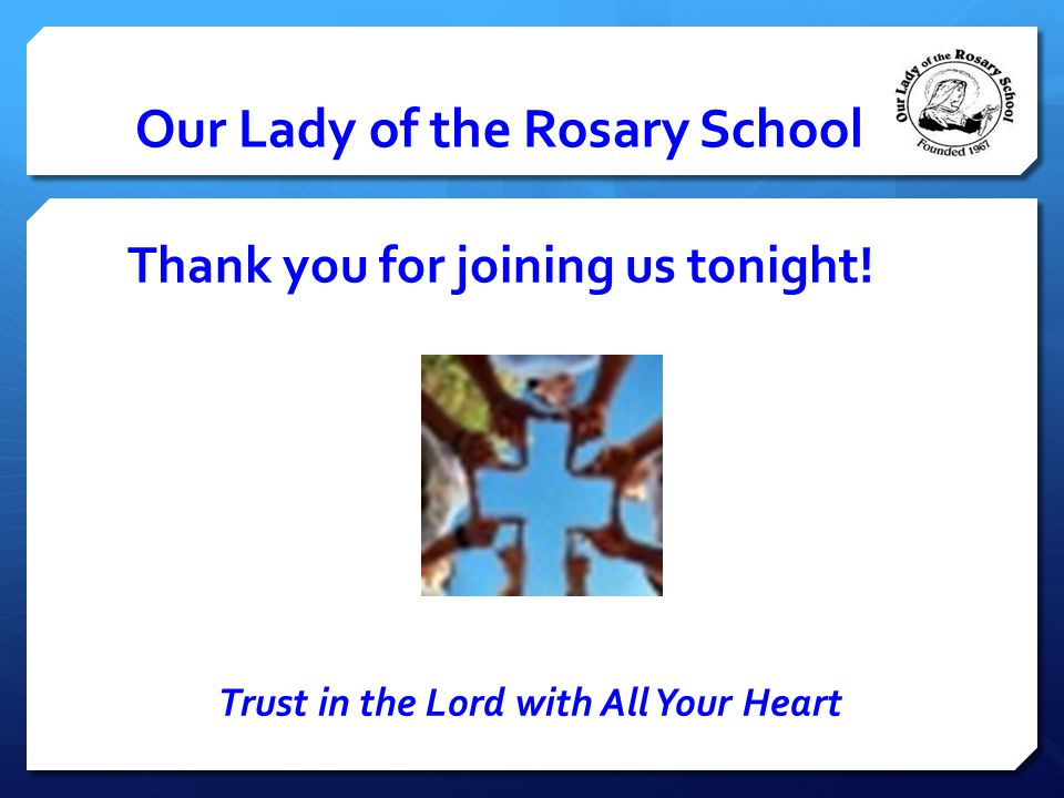 Our Lady of the Rosary School