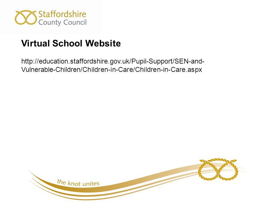 Virtual School Website