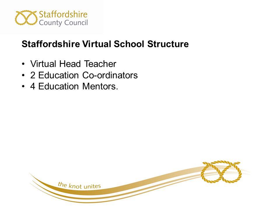 Staffordshire Virtual School Structure