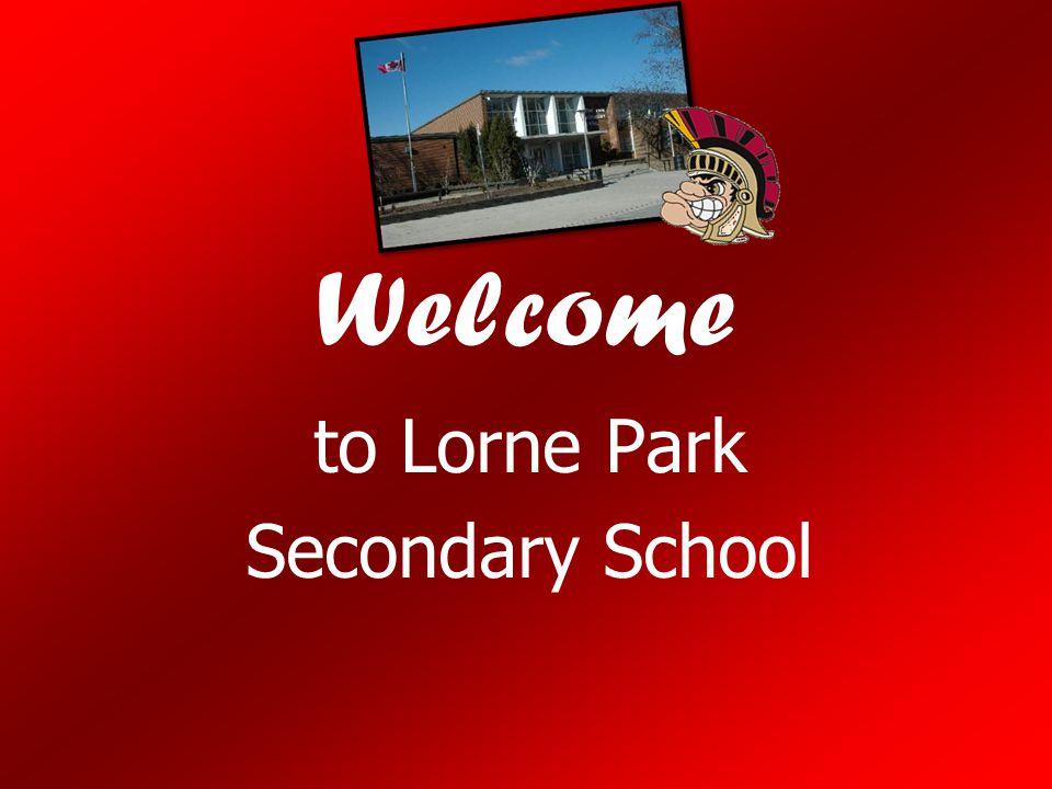 to Lorne Park Secondary School