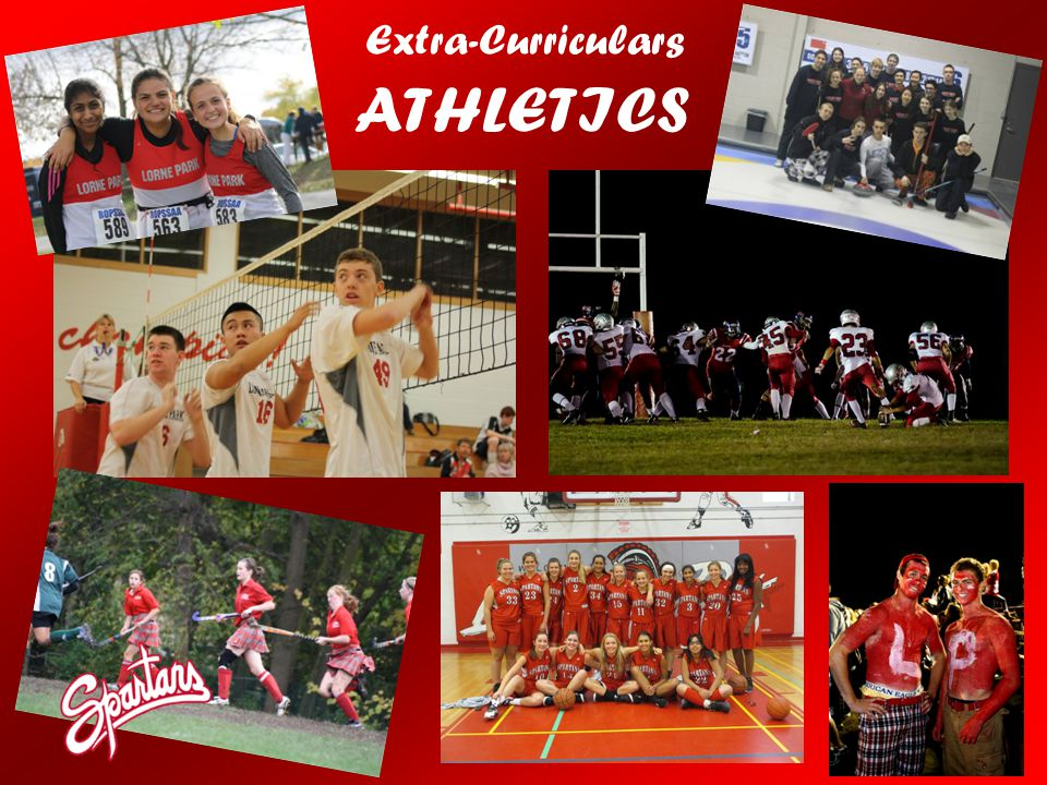 Extra-Curriculars ATHLETICS