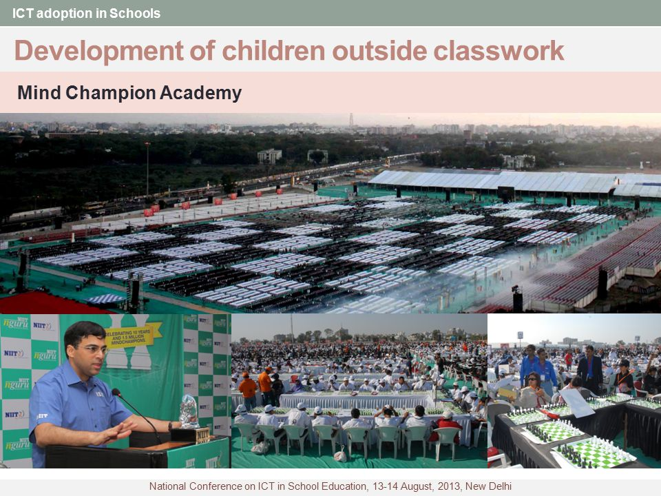 Development of children outside classwork