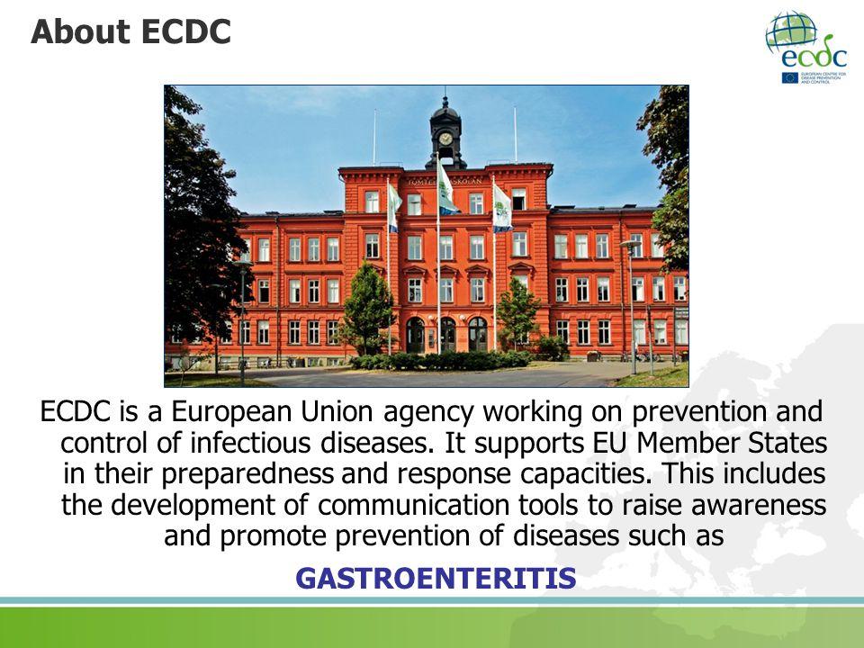 About ECDC