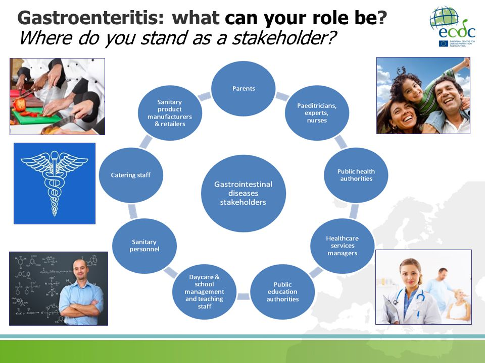 Gastroenteritis: what can your role be