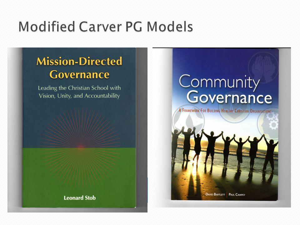 Modified Carver PG Models