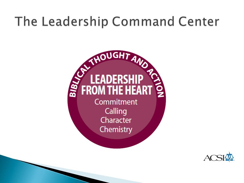 The Leadership Command Center