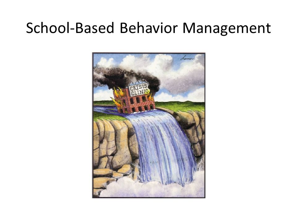 School-Based Behavior Management