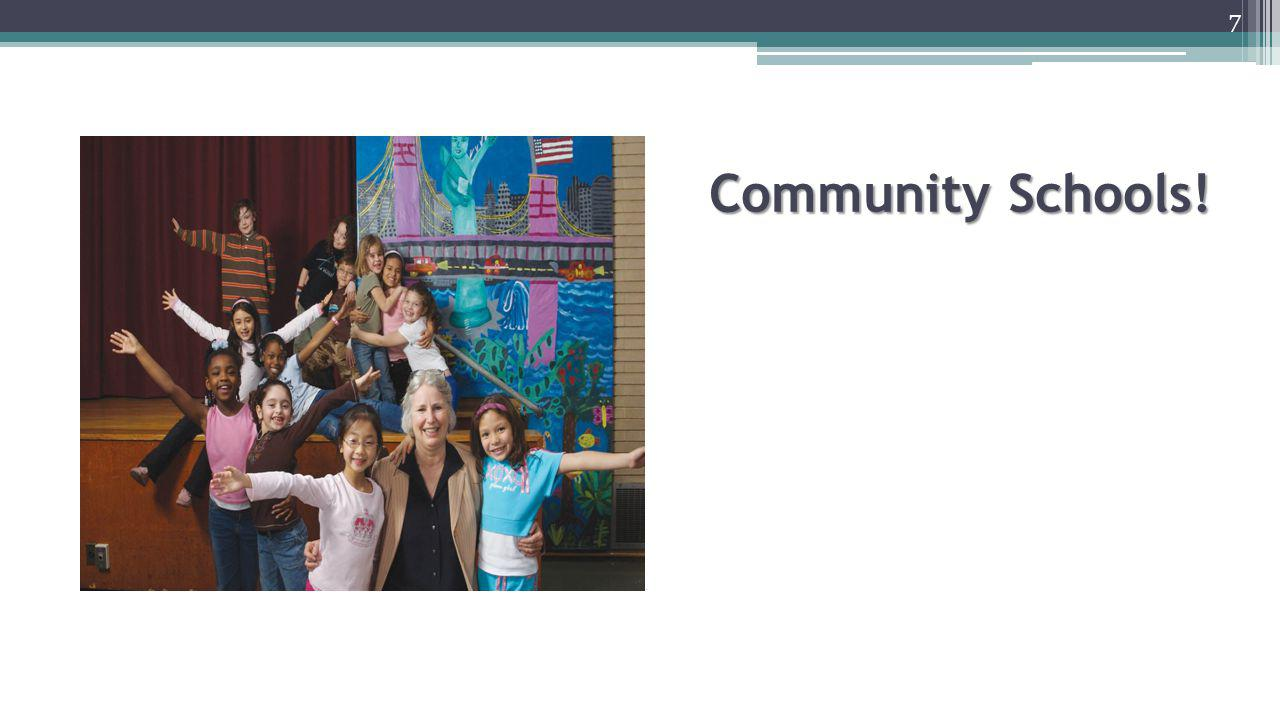 Community Schools!