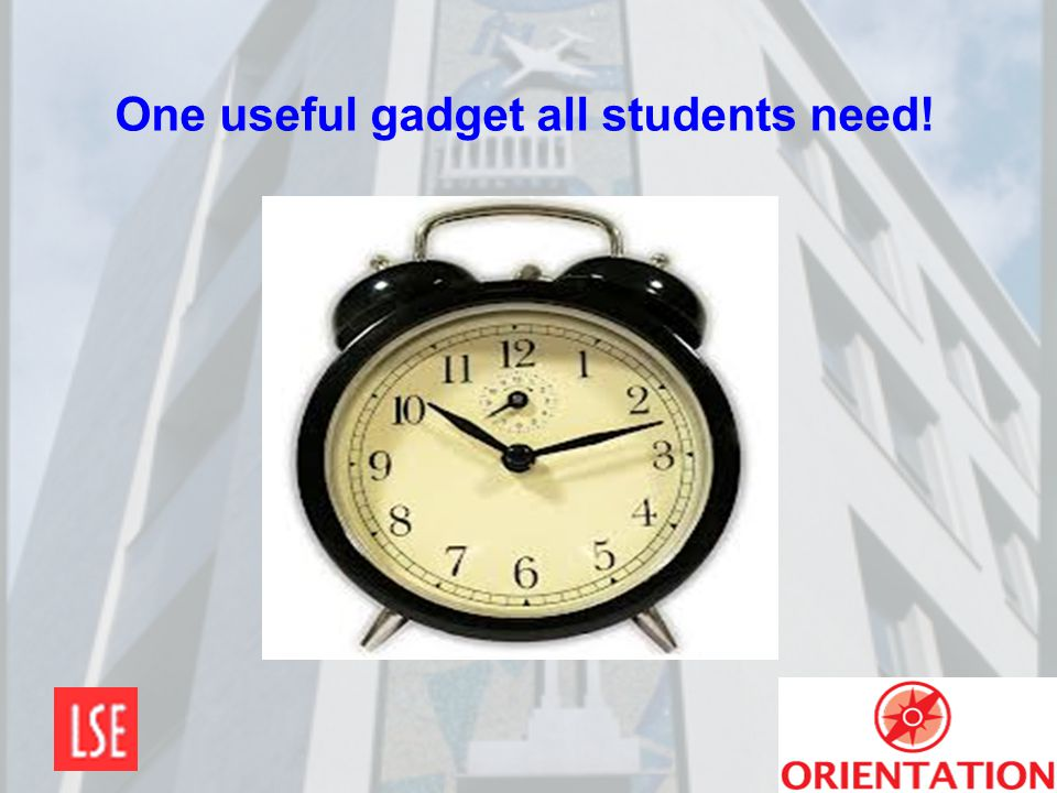 One useful gadget all students need!