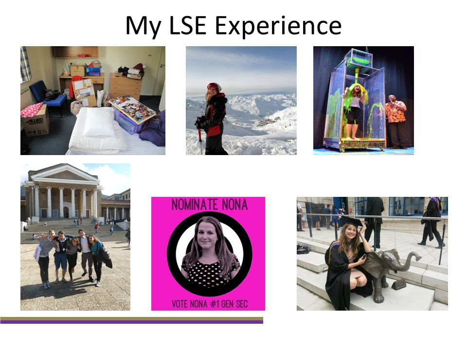 My LSE Experience