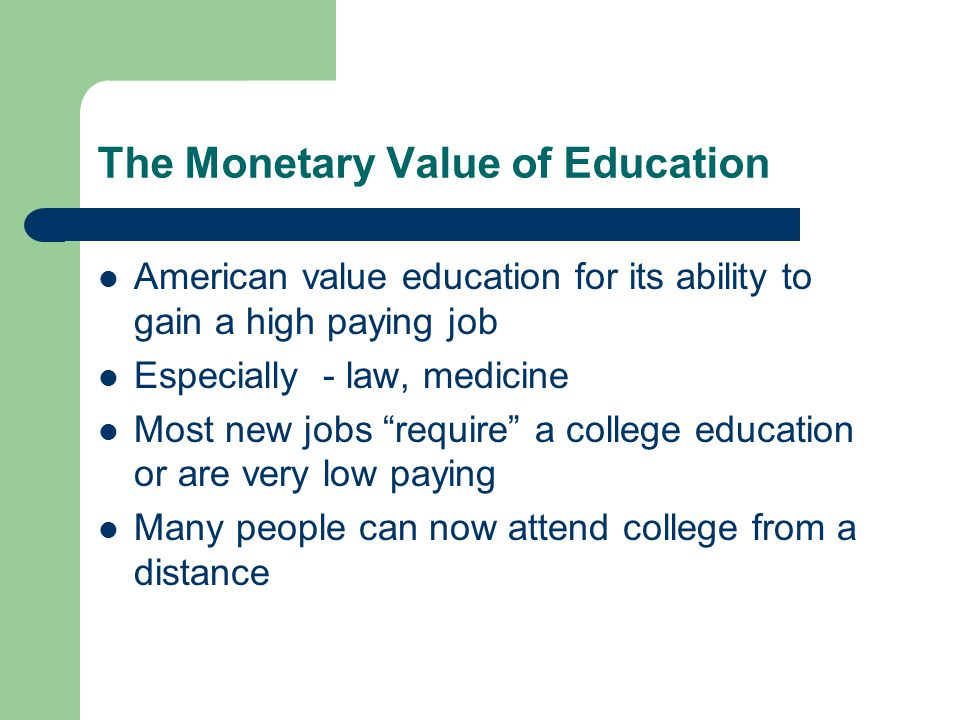 the value of liberal arts education essay