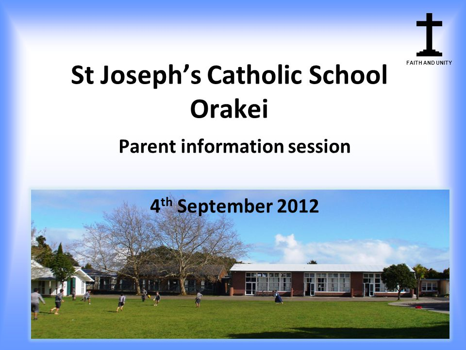 St Joseph's Catholic School Orakei