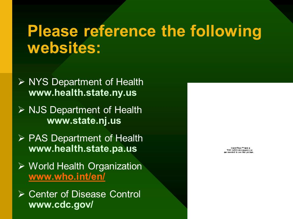 Please reference the following websites: