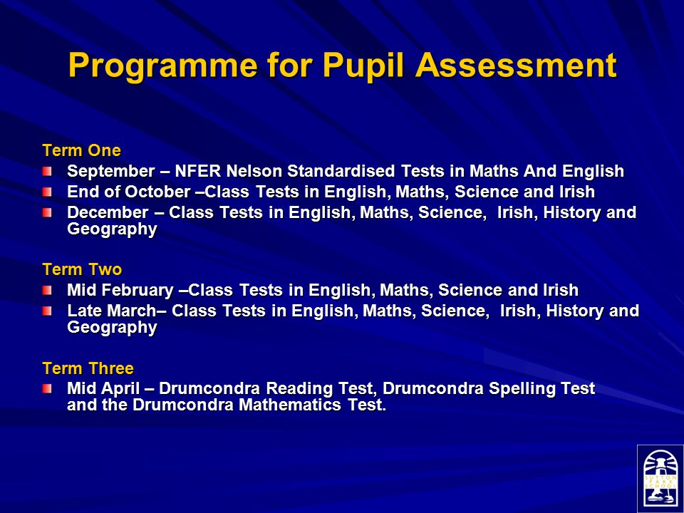 Programme for Pupil Assessment