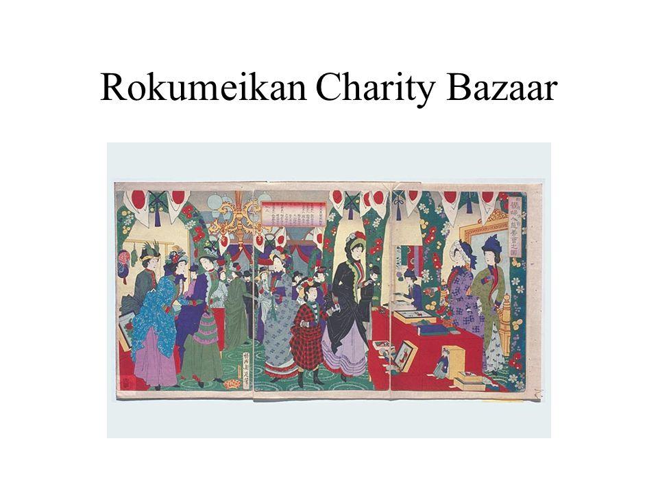 Rokumeikan Charity Bazaar