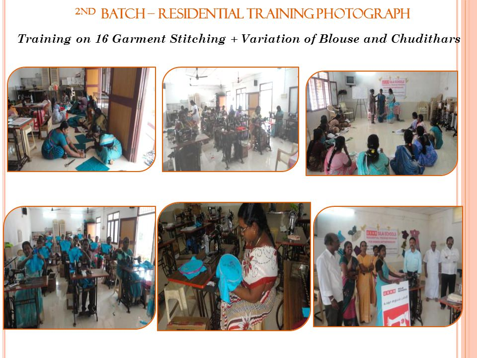 2nd Batch – Residential Training Photograph