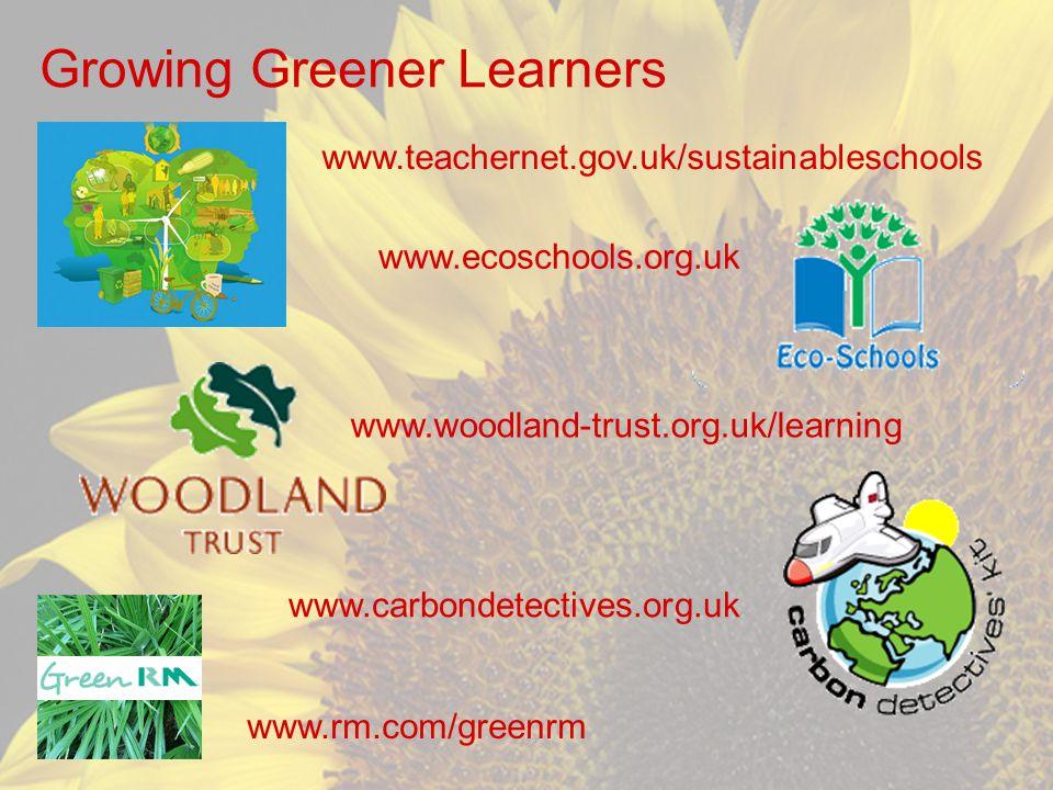 Growing Greener Learners