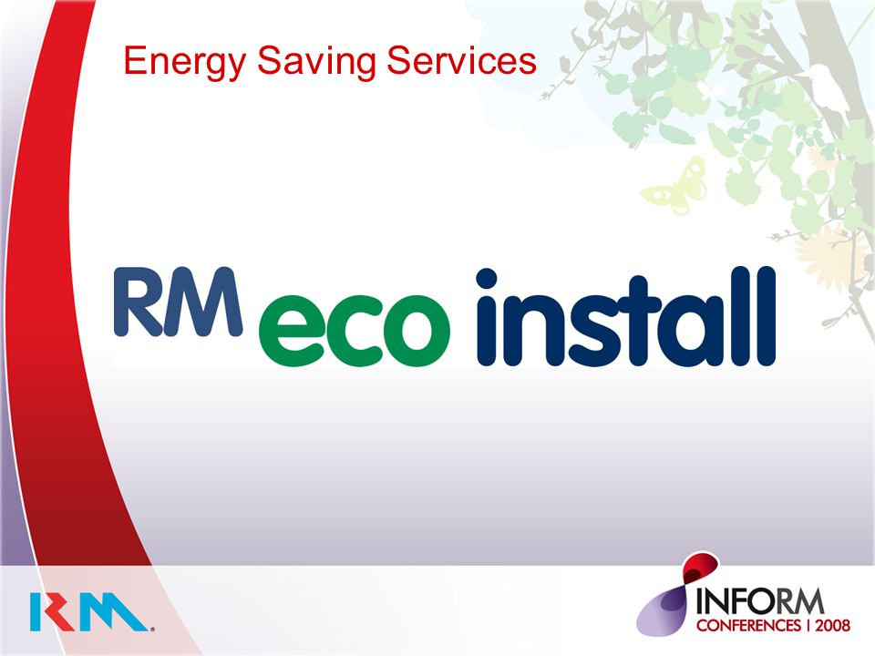 Energy Saving Services