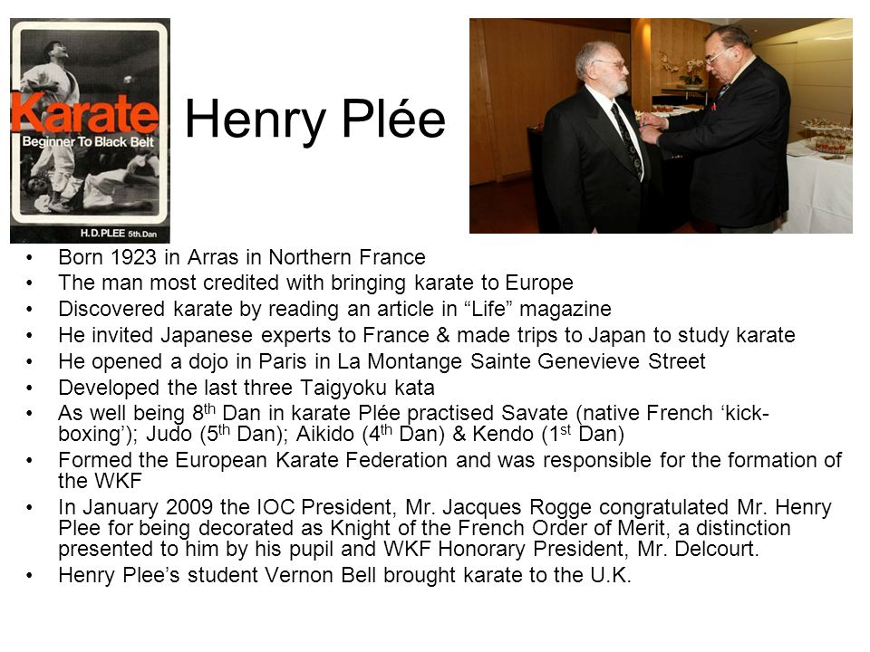 Henry Plée Born 1923 in Arras in Northern France