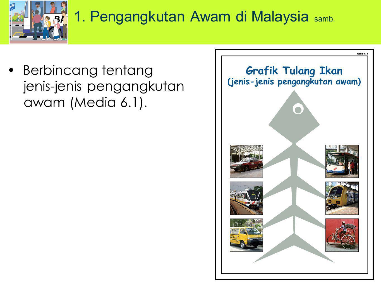 1. Pengangkutan Awam di Malaysia samb.