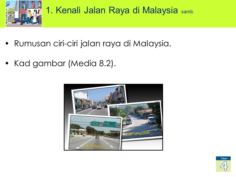 1. Kenali Jalan Raya di Malaysia samb.