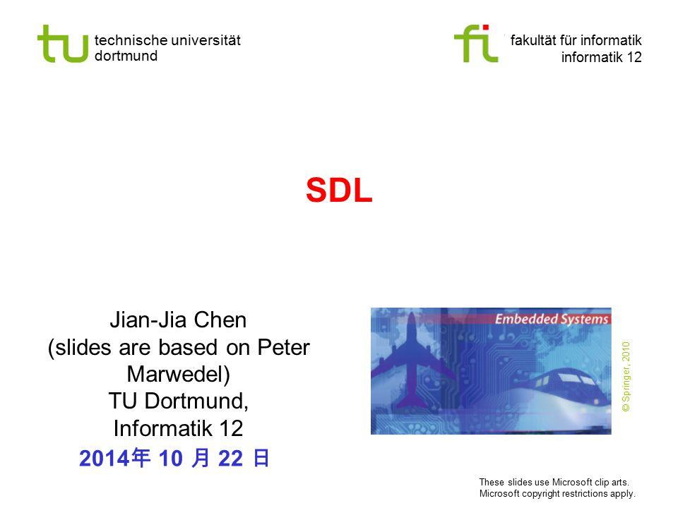 (slides are based on Peter Marwedel)