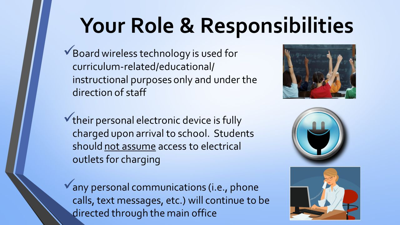 Your Role & Responsibilities