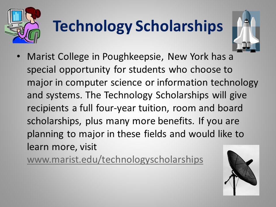 Technology Scholarships