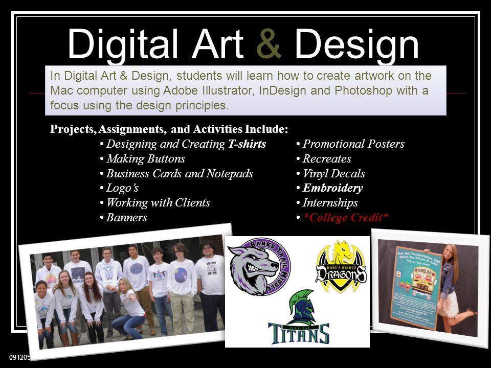 Digital Art & Design