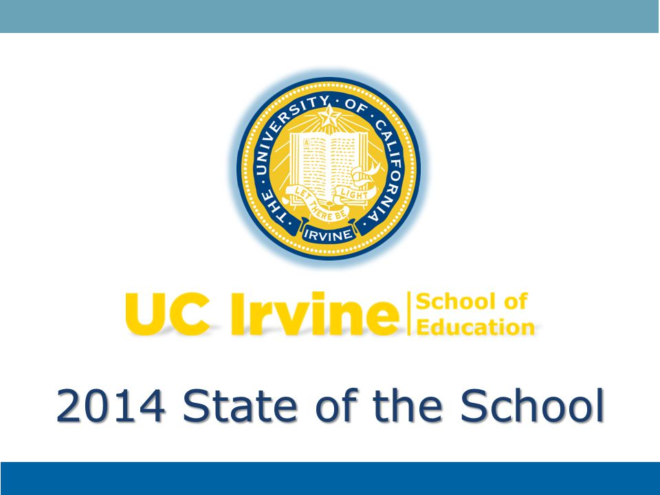 2014 State of the School