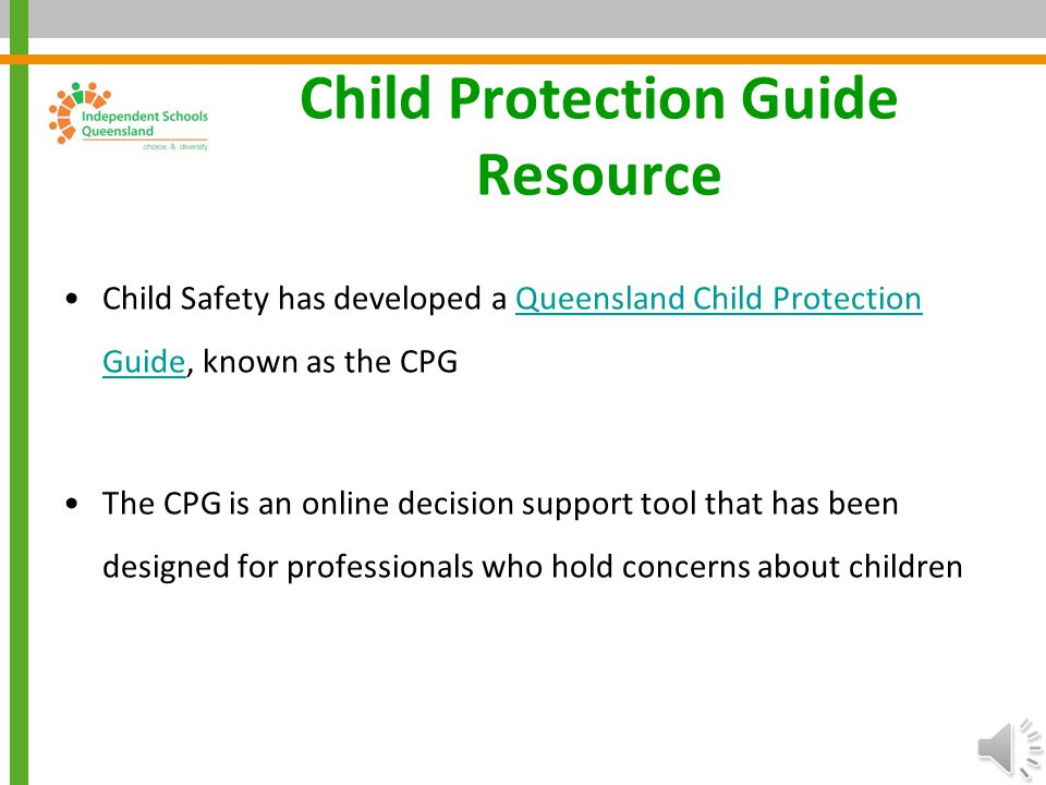 Child Protection Guide Resource