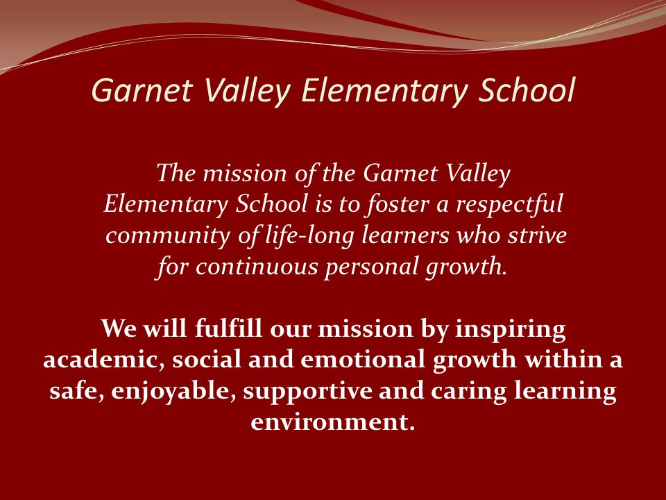 Garnet Valley Elementary School