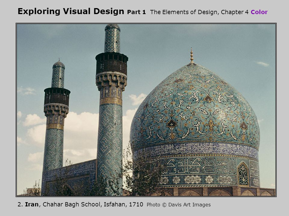 Exploring Visual Design Part 1 The Elements of Design, Chapter 4 Color