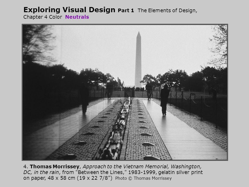 Exploring Visual Design Part 1 The Elements of Design, Chapter 4 Color Neutrals