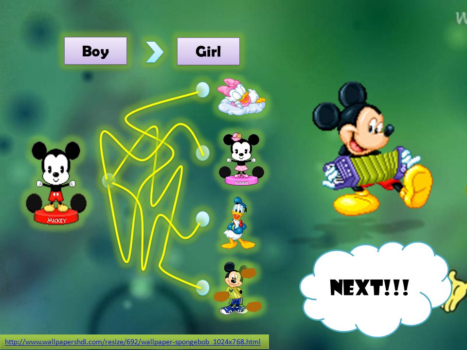 Boy Girl Next!!! http://www.wallpapershdi.com/resize/692/wallpaper-spongebob_1024x768.html