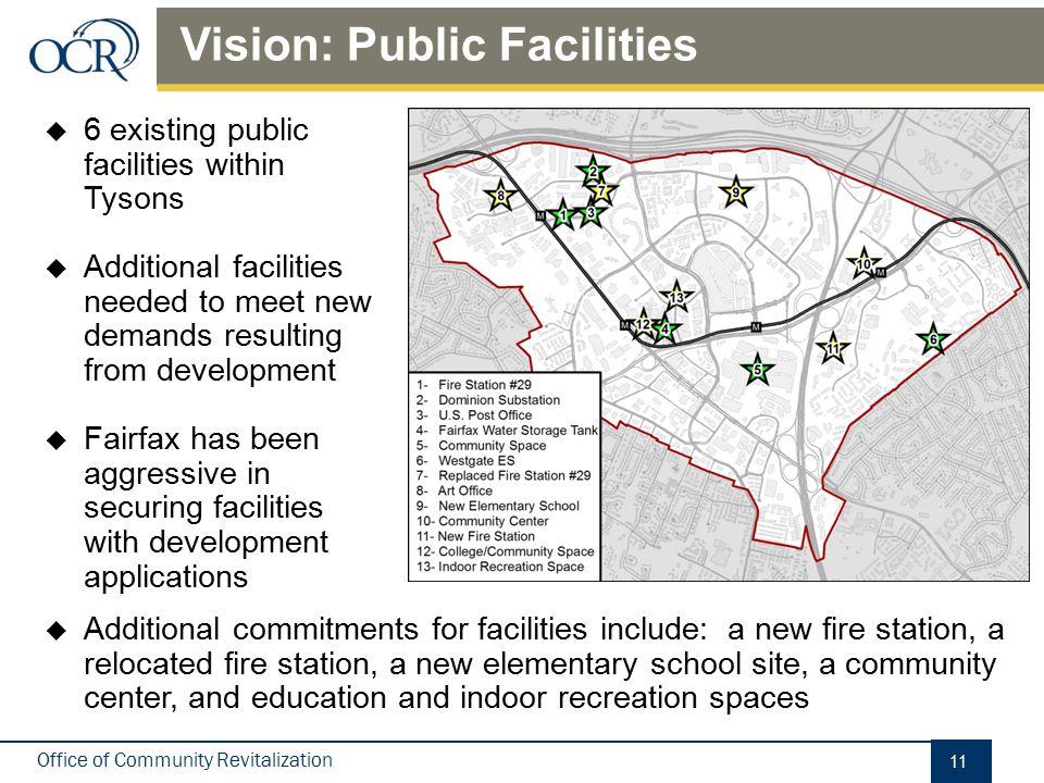 Vision: Increase Transportation Options