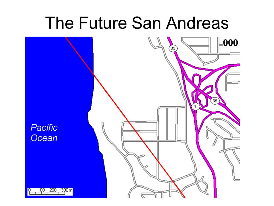 The Future San Andreas