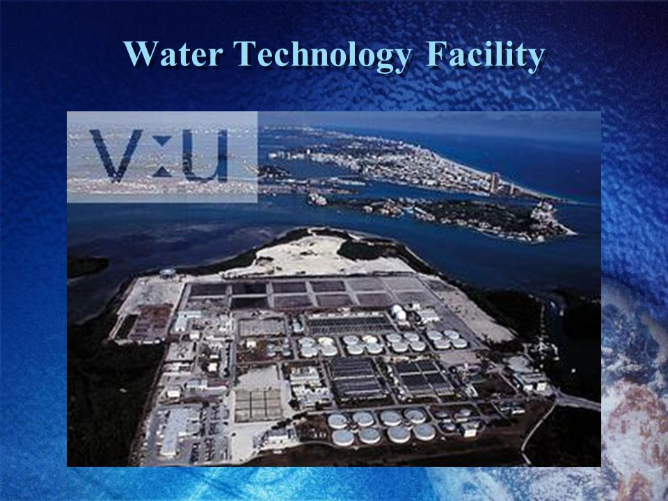 Water Technology Facility